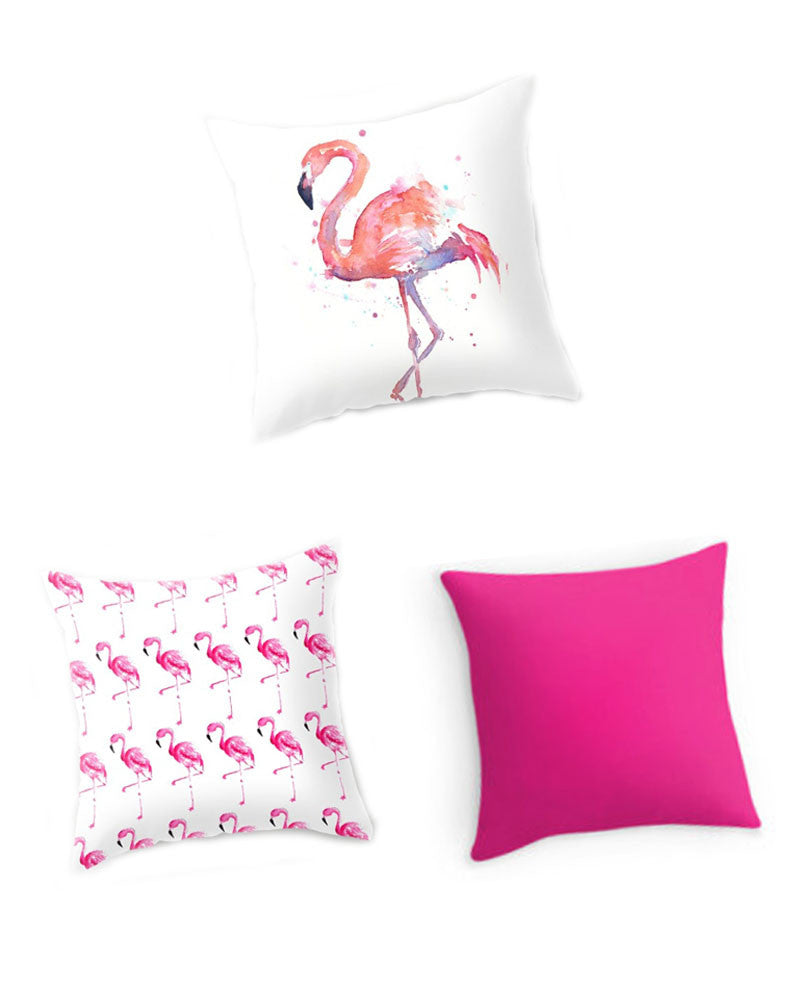Flamingo Pillows