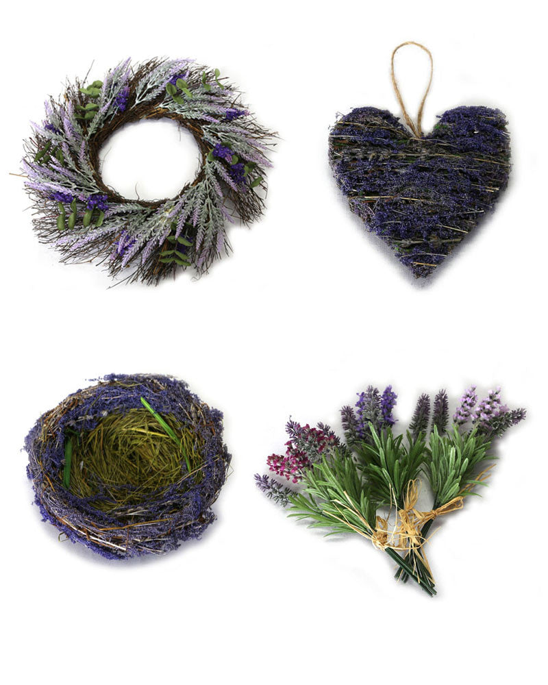 Lavender Décor Bundle
