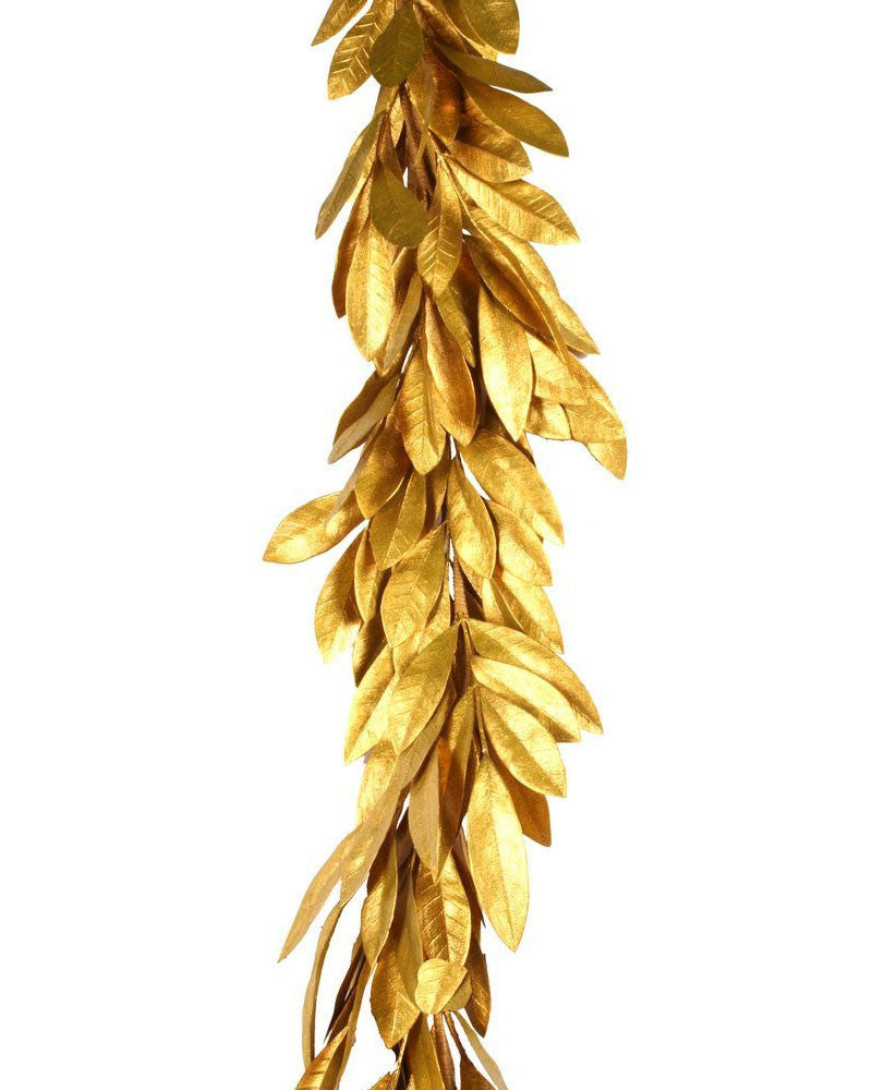 Gold Bay Leaf Garland
