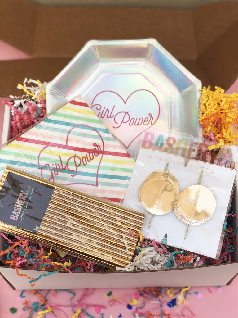 Girl Power Party Box