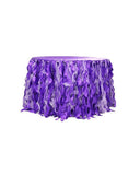 Seaweed Table Skirt