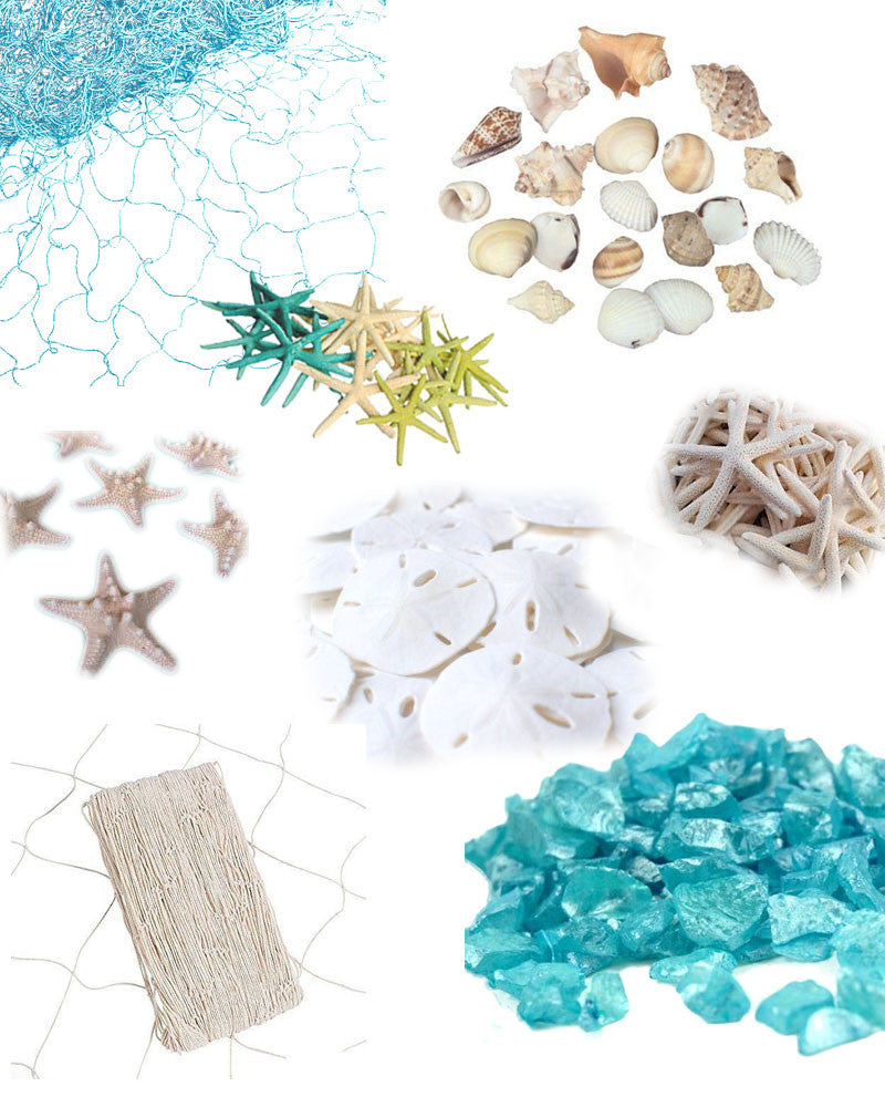 Seashell Decor Bundle