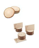 Tree Wood Slice Set