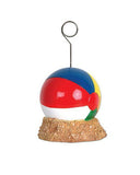 Beach Ball Sign Holder