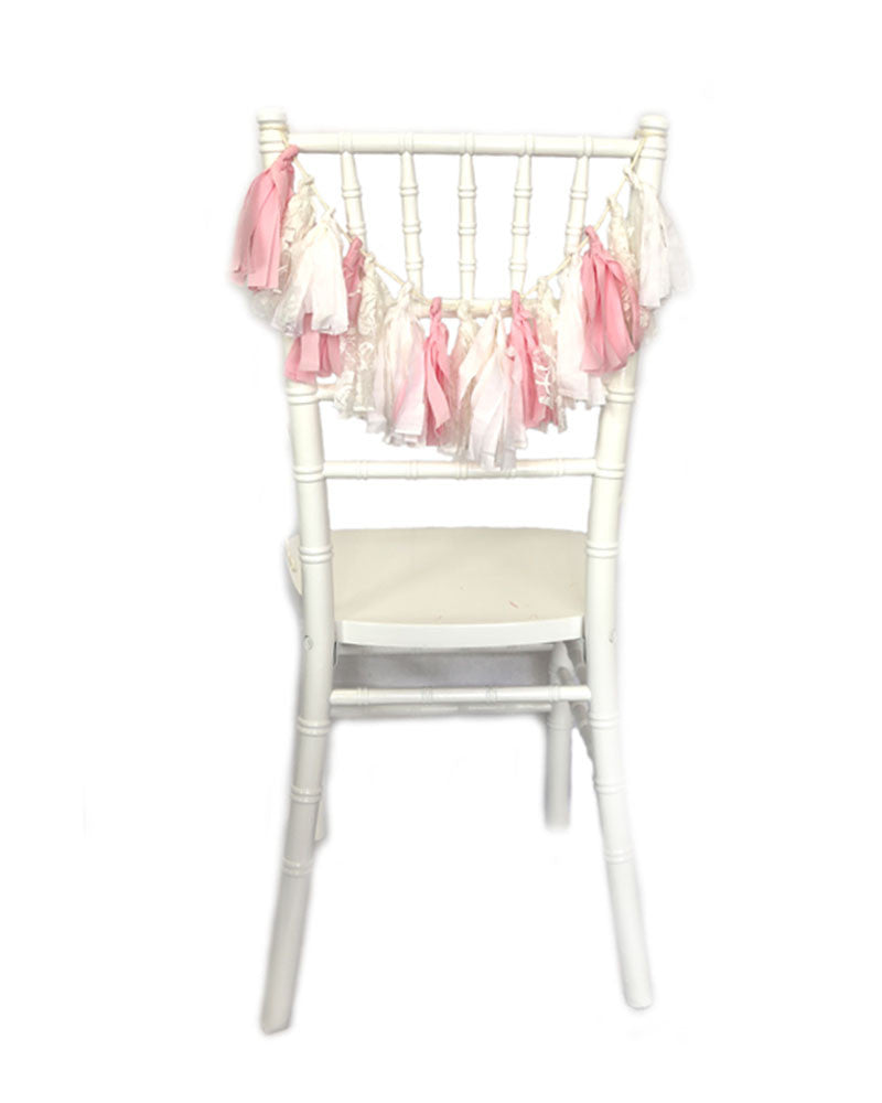 Sweet Chair Tassels