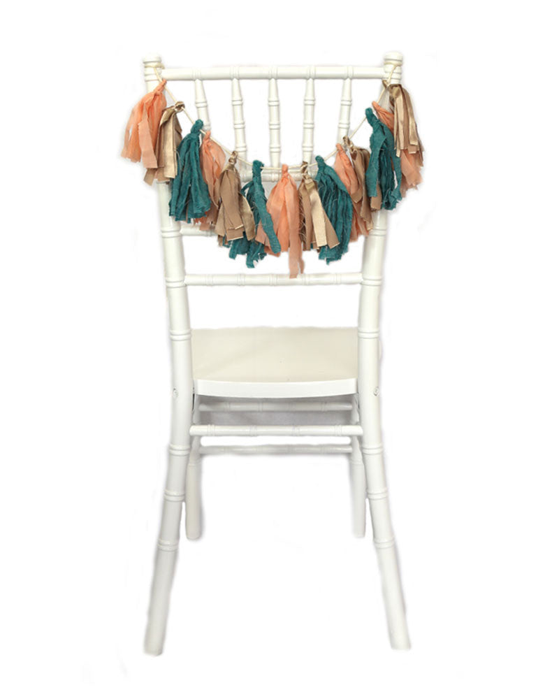 Boho Chair Tassels