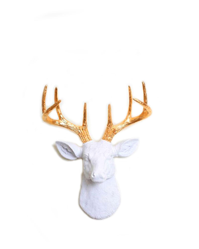 Mini Stag Deer Head