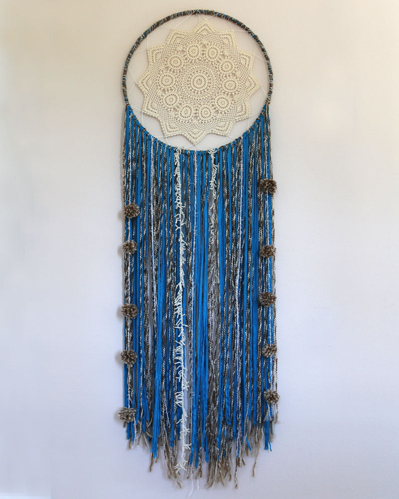 Yarn Dreamcatcher