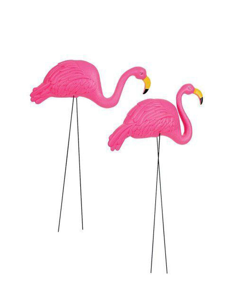 Flamingo Lawn Ornaments