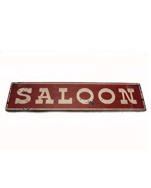 Saloon Signs
