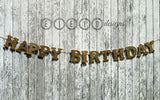 Sparkly Birthday Banner