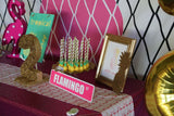 Wooden Pineapple Signs