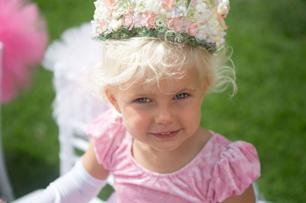 Flower Fairy Crown