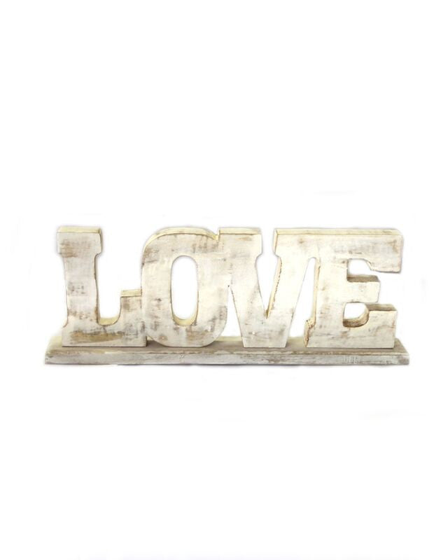 'LOVE' sign