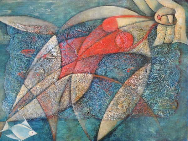 Beth Hulme - Mermaid II