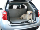 Ultimate Pet Liner vehicle cargo liner Dog In Backseat