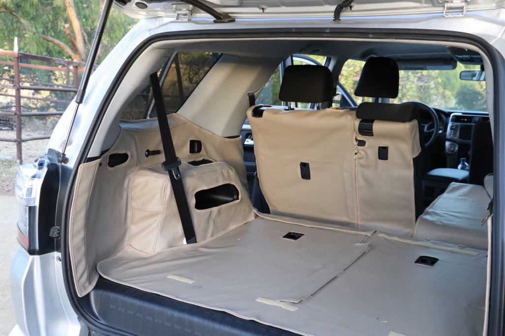 Ultimate Pet Liner Handcrafted Full Coverage Cargo