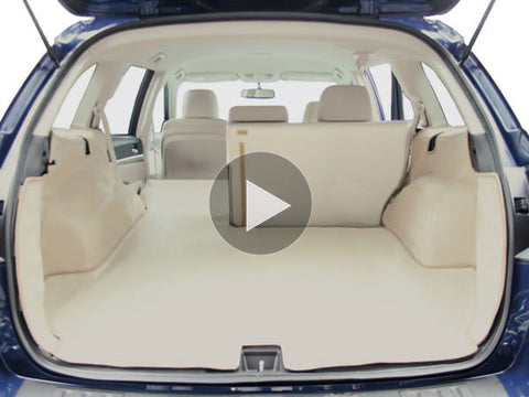 Cargoliner 2015 Subaru Outback with video