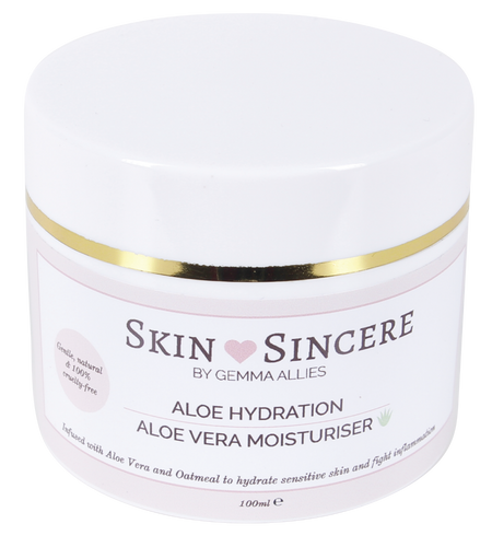 Aloe Hydration - Aloe Vera Moisturiser – 100ml