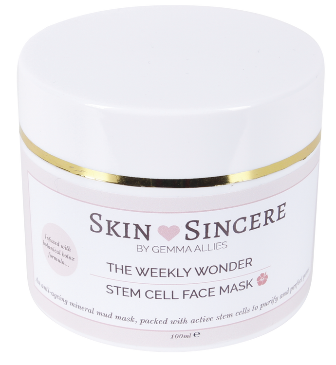 The Weekly Wonder - Stem Cell Face Mask - 100ml