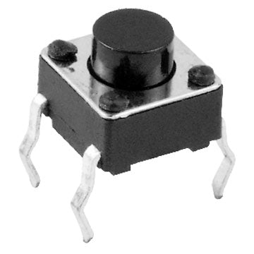 Tact Switch 6x6 x 5mm SPST-NO