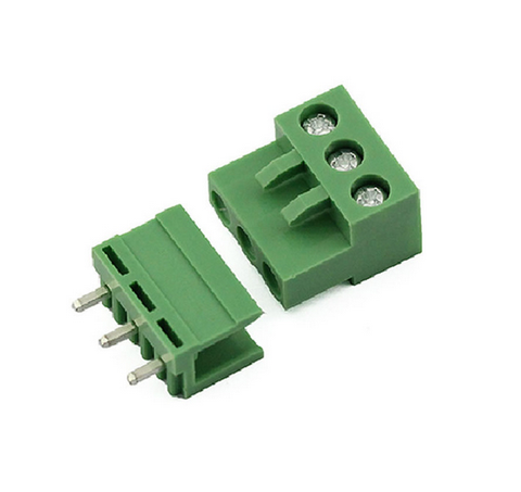 3pin Top Entry Plug Terminal