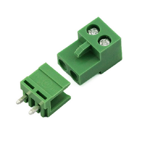 2pin Top Entry Plug Terminal