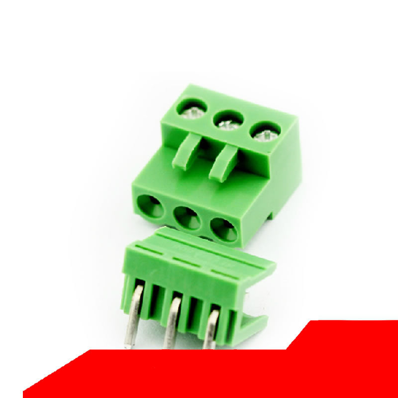 3pin Side Entry Plug Terminal