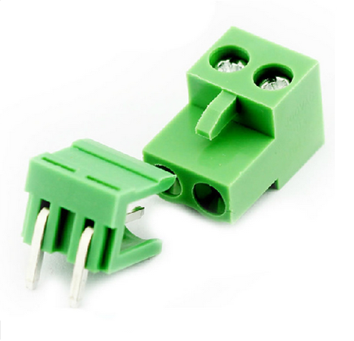 2pin Side Entry Plug Terminal