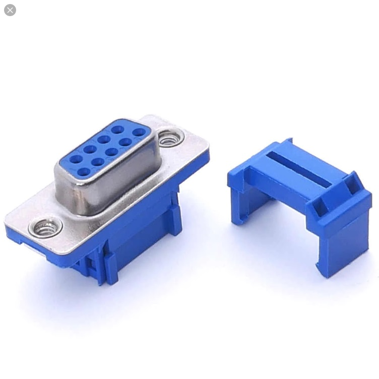 D9 Female IDC Connector