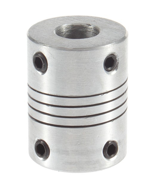 6x7mm Flexible Shaft Coupler