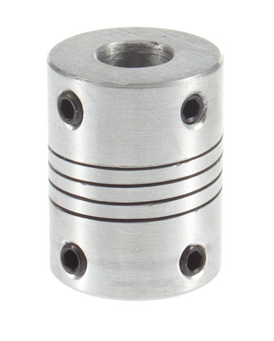 5x8mm shaft coupling