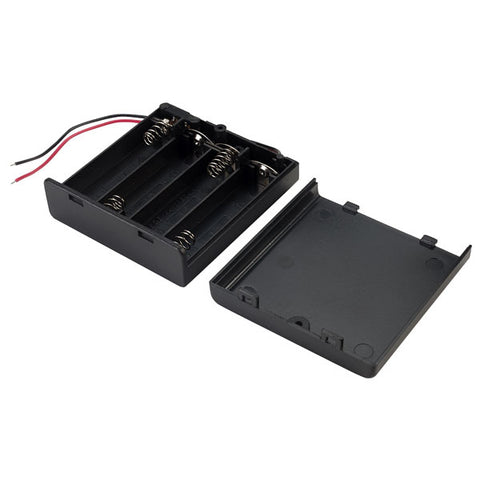 4x AA Sw Battery Box