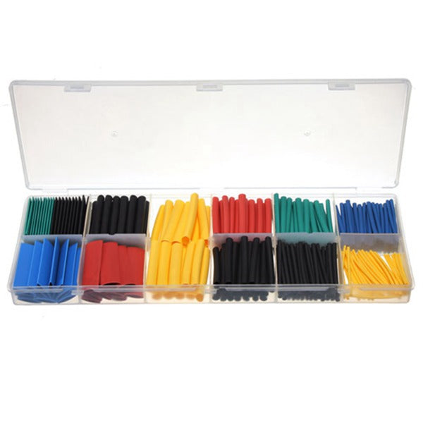 Heatshrink Kit 280pcs 5colours