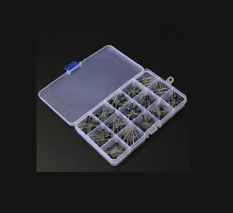 Electrolytic Capacitor Kit 15values 200pcs