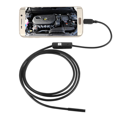 Endoscope USB 3.5m IP67 uUSB