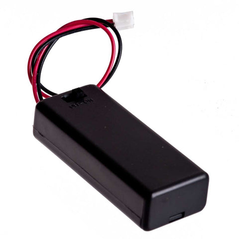 2x AAA Battery Holder with Switch