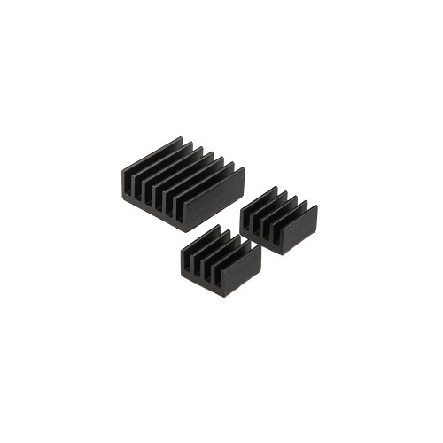 Ra-Pi 3pc Heat sink kit