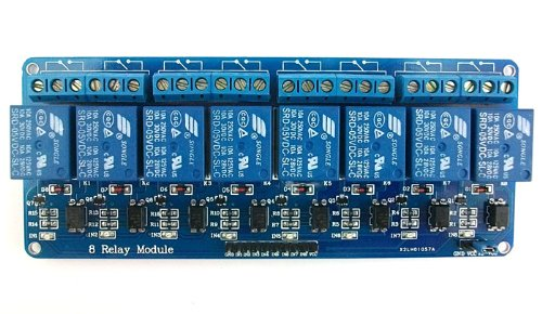 Relay Board 8 Channel w/ Opto