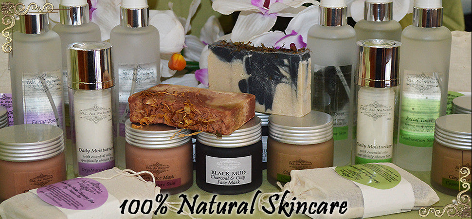 Natural Bath & Shower Collection