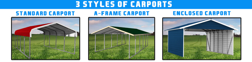 Carports Amp Shelters Southeastern Building Products