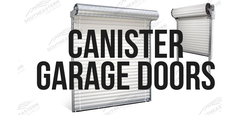 canister garage doors