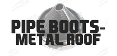 pipe boots metal roof