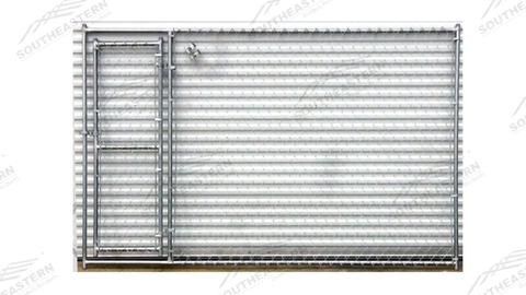 10x6 Single Gate Panel (12.5 gauge)
