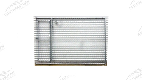 10x4 Single Gate Panel (9 gauge)