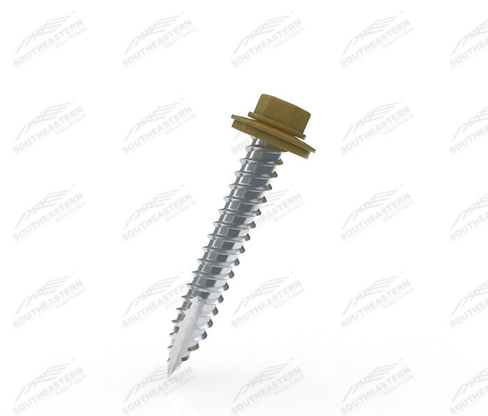 Metal to Wood Roofing Screws - (2 inch)