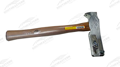 AJC Magnetic-faced Roofing Hammer w/Utility Blade