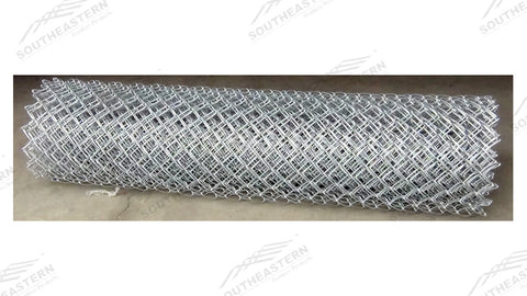 Rolled Chain Link Fence 9 gauge 6ft