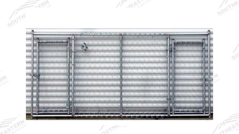 10x4 Double Gate Panel (12.5 gauge)