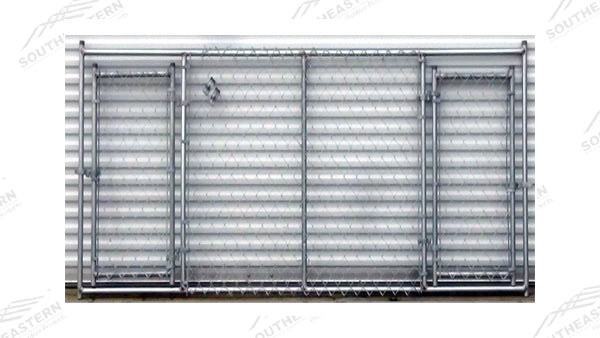 10x6 Double Gate Panel (9 gauge)